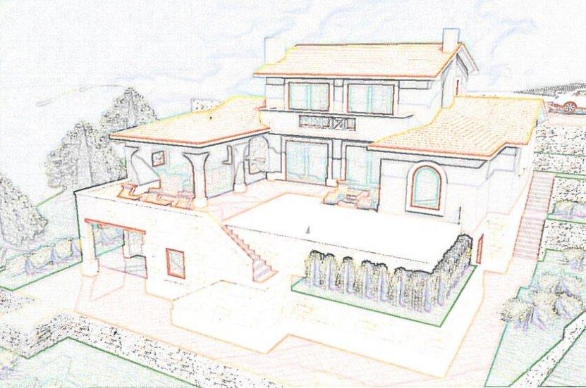 Obiteljska villa Kostrena