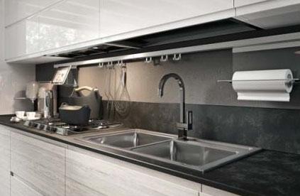 Kuhinja - detalji modela LUNGOMARE